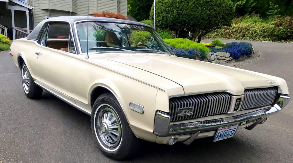COUGAR: THE BEST BUY IN MUSCLECARS!