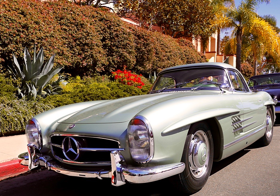 MONTECITO MOTOR CLASSIC: LESS IS MORE!