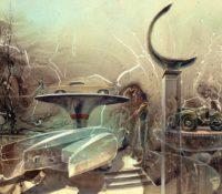 RINGLING COLLEGE: WARREN REINECKER AUTOMOTIVE ART!