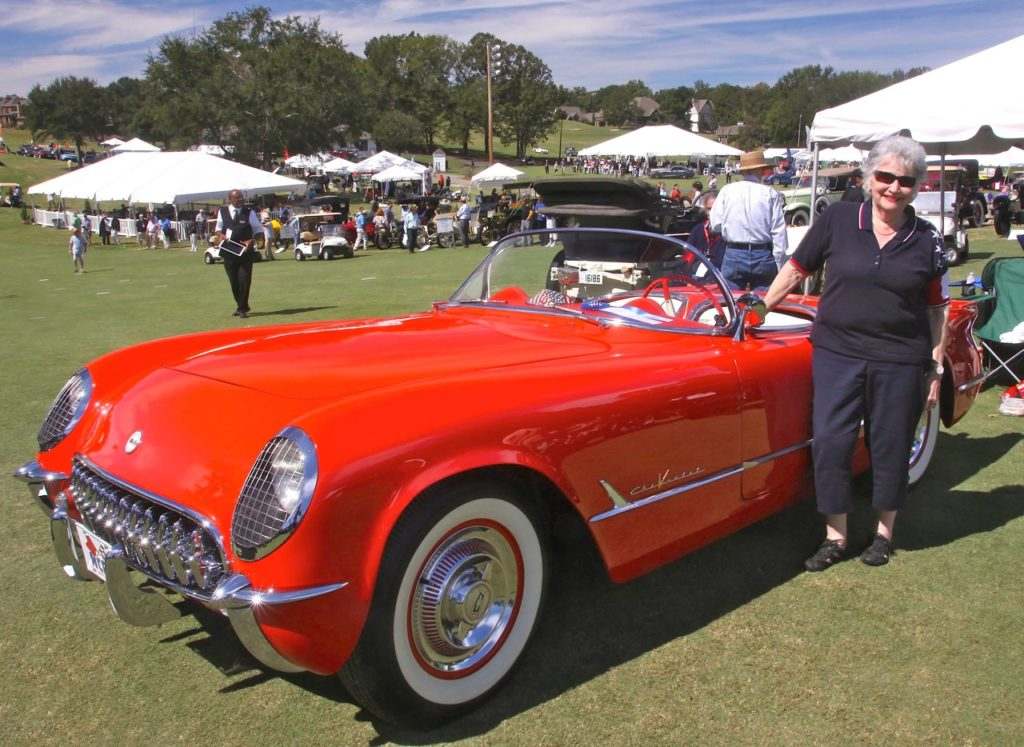 SOUTHERN CHARMS: 2017 ATLANTA CONCOURS!