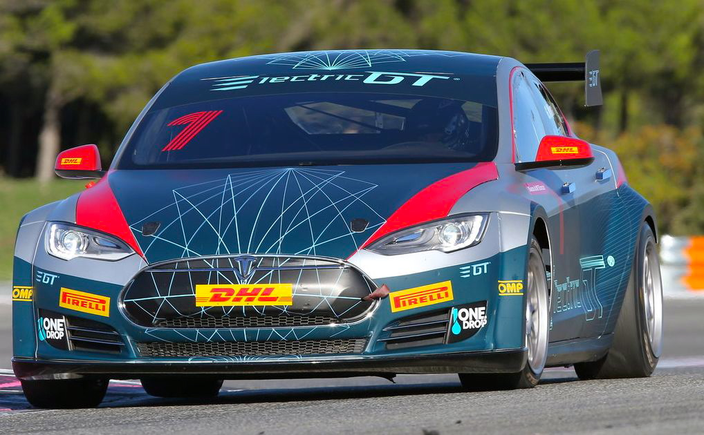 ELECTRIC GT CHAMPIONSHIP: PLUG-IN & PLAY!