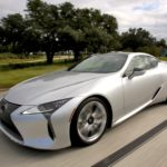 '18 LEXUS LC500: SILVER DREAM MACHINE!