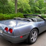 LT5 CORVETTE: ZR1 CONVERTIBLE!