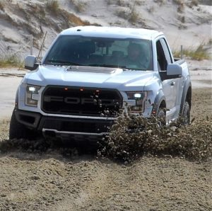 '18 F-150 Raptor: Ford's twin-Turbo Super truck