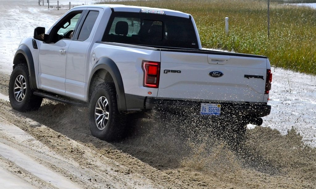 '18 F-150 RAPTOR: FORD'S TWIN-TURBO SUPER TRUCK!