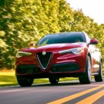 ALFA ROMEO STELVIO: SUV FOR THE S-CURVES!