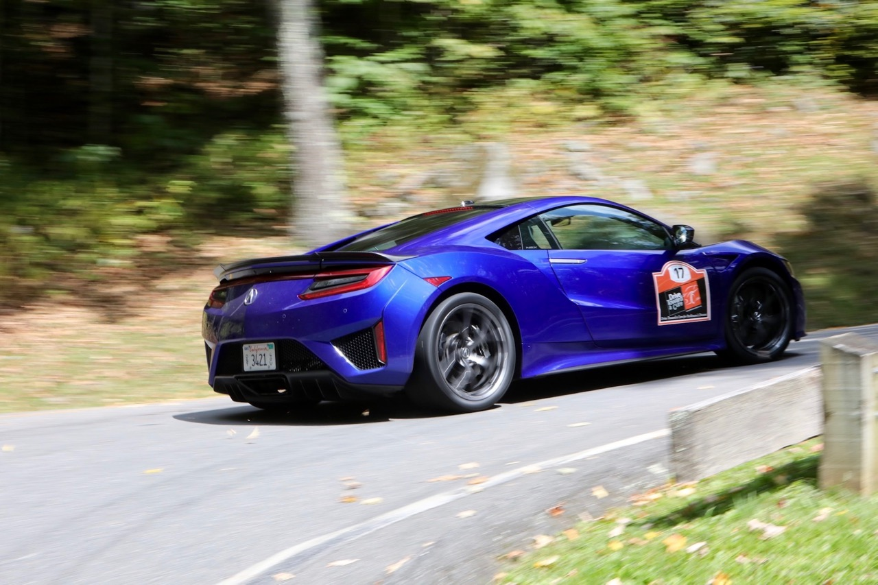 '18 ACURA NSX: TAMING THE DRAGON!