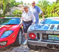 ROY LUNN & GT40: TRIBUTE AT AHOF!
