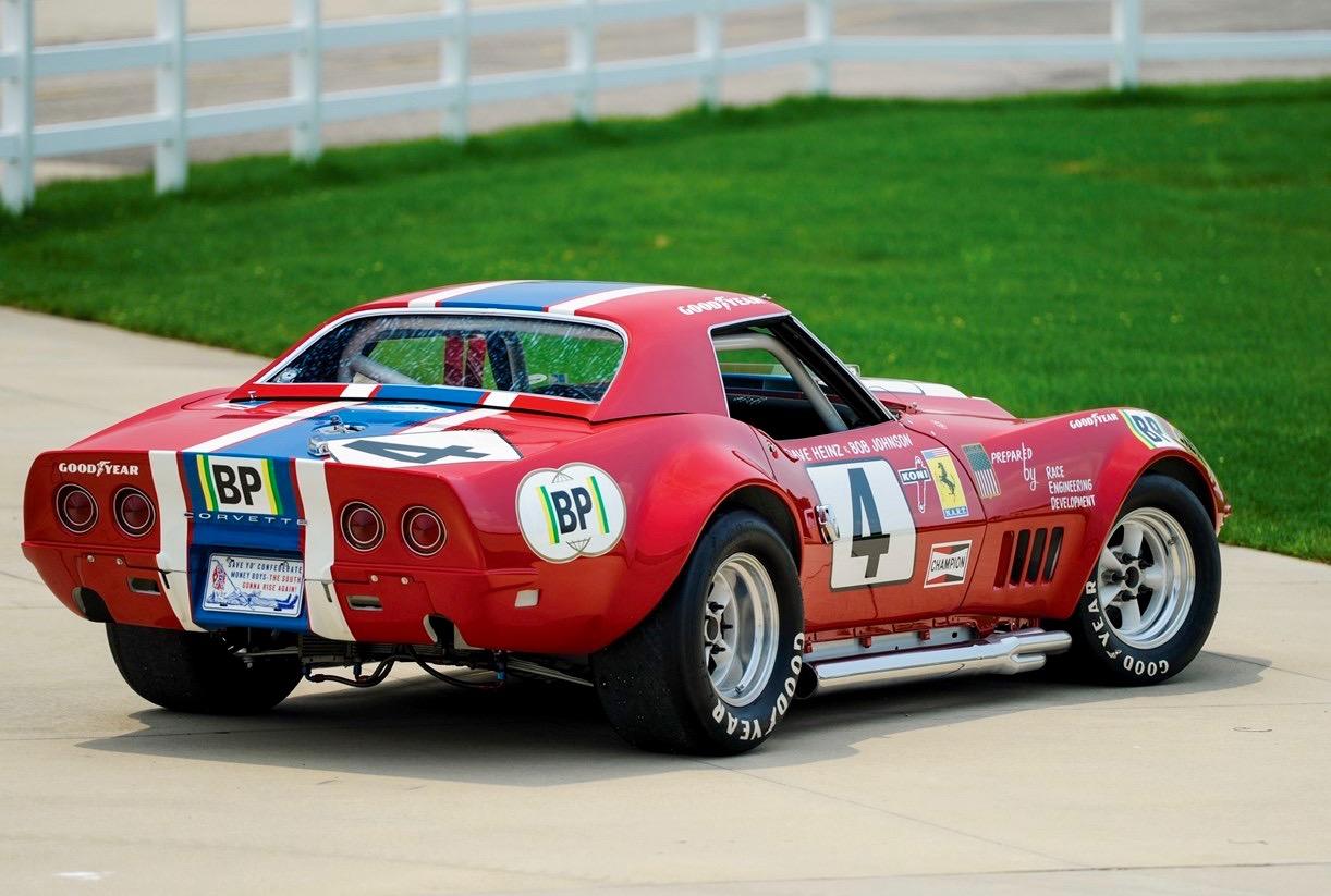Bob Johnson Chevrolet >> N.A.R.T. CORVETTE: STINGRAY FOR LONG HAUL! - Car Guy ...
