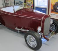'32 FORD: OLD SCHOOL'S THE BEST SCHOOL!