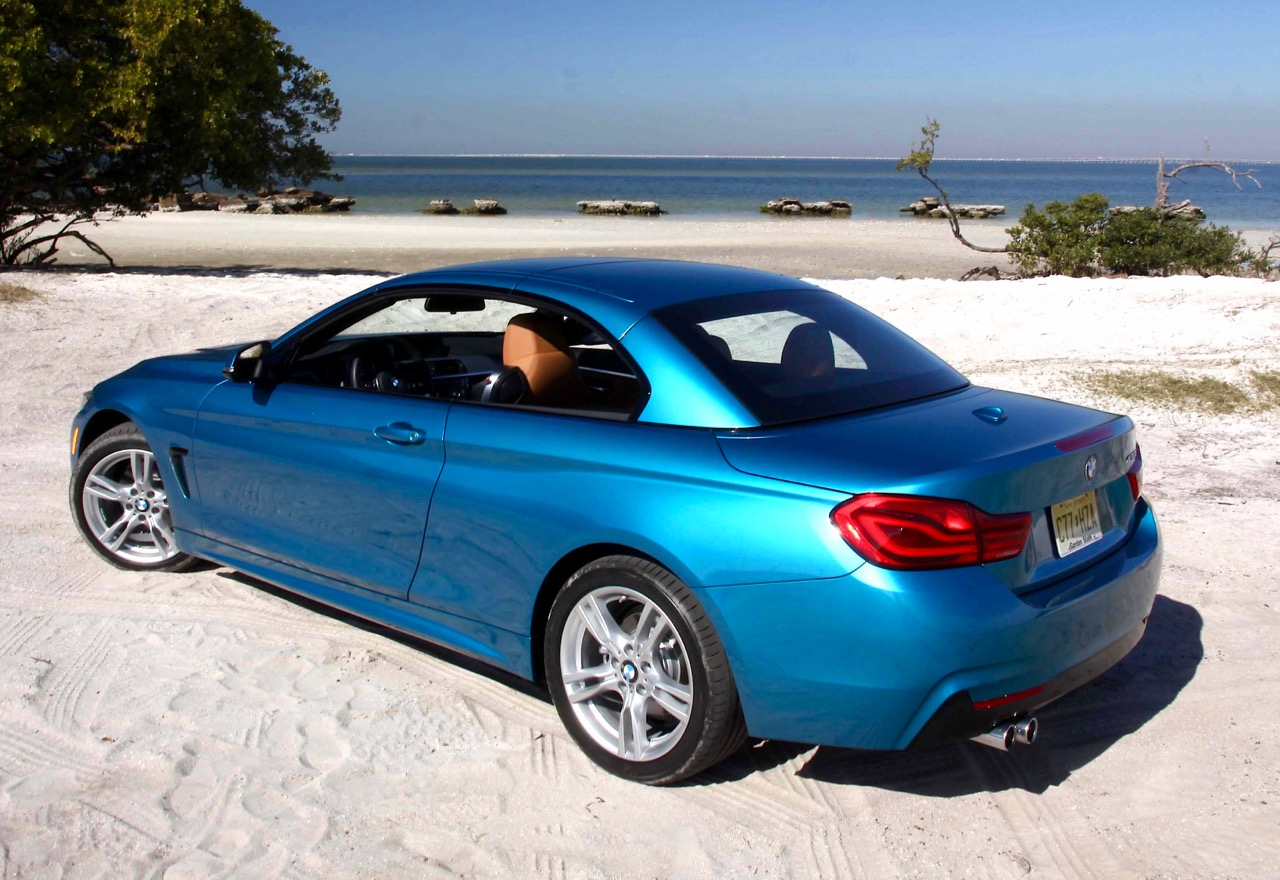 '18 BMW 430i CAB: FUN IN THE FLORIDA SUN!