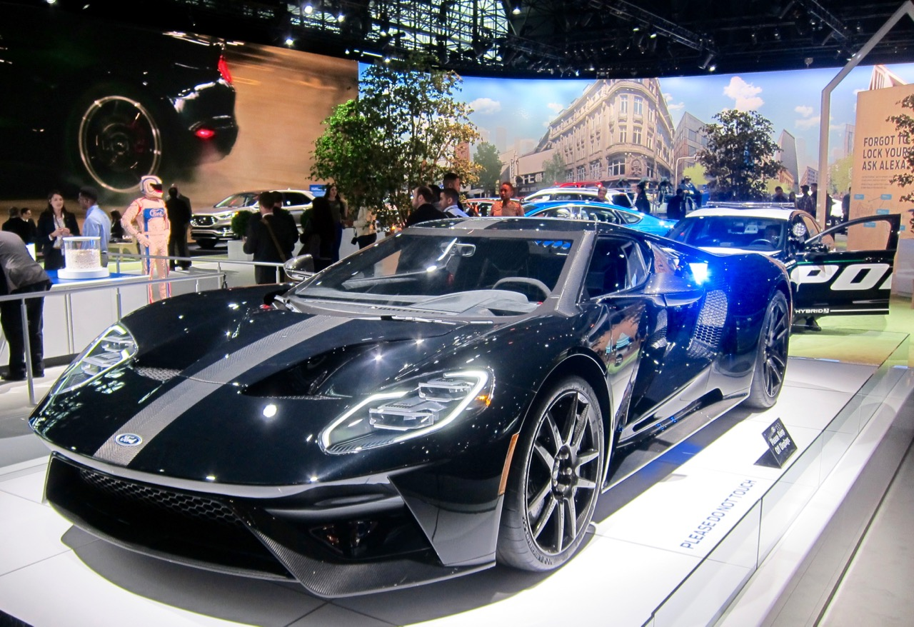 N.Y. AUTO SHOW: FAST TIMES IN THE BIG APPLE!