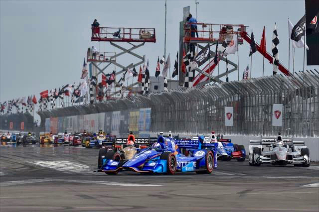 INDYCAR: WHAT'S MISSING AT ST. PETE?