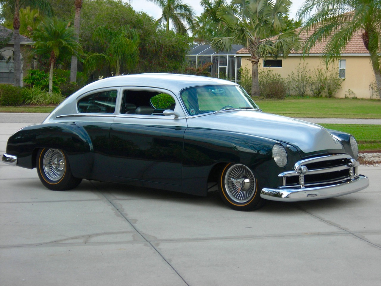 '50 CHEVY: RONNIE STAPLES' SPLITLINER!