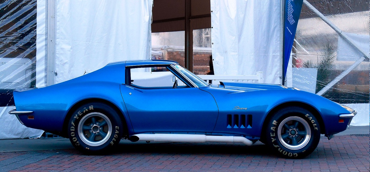 '69 CORVETTE ZL1: TRIBUTE WITH PERSONAL TOUCHES!