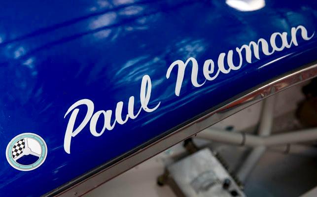 SAN MARINO MOTOR CLASSIC: NEWMAN'S OWN!