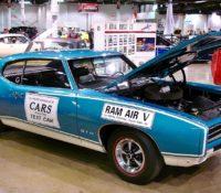 ONE OF NONE: PONTIAC RAM AIR V GTO!