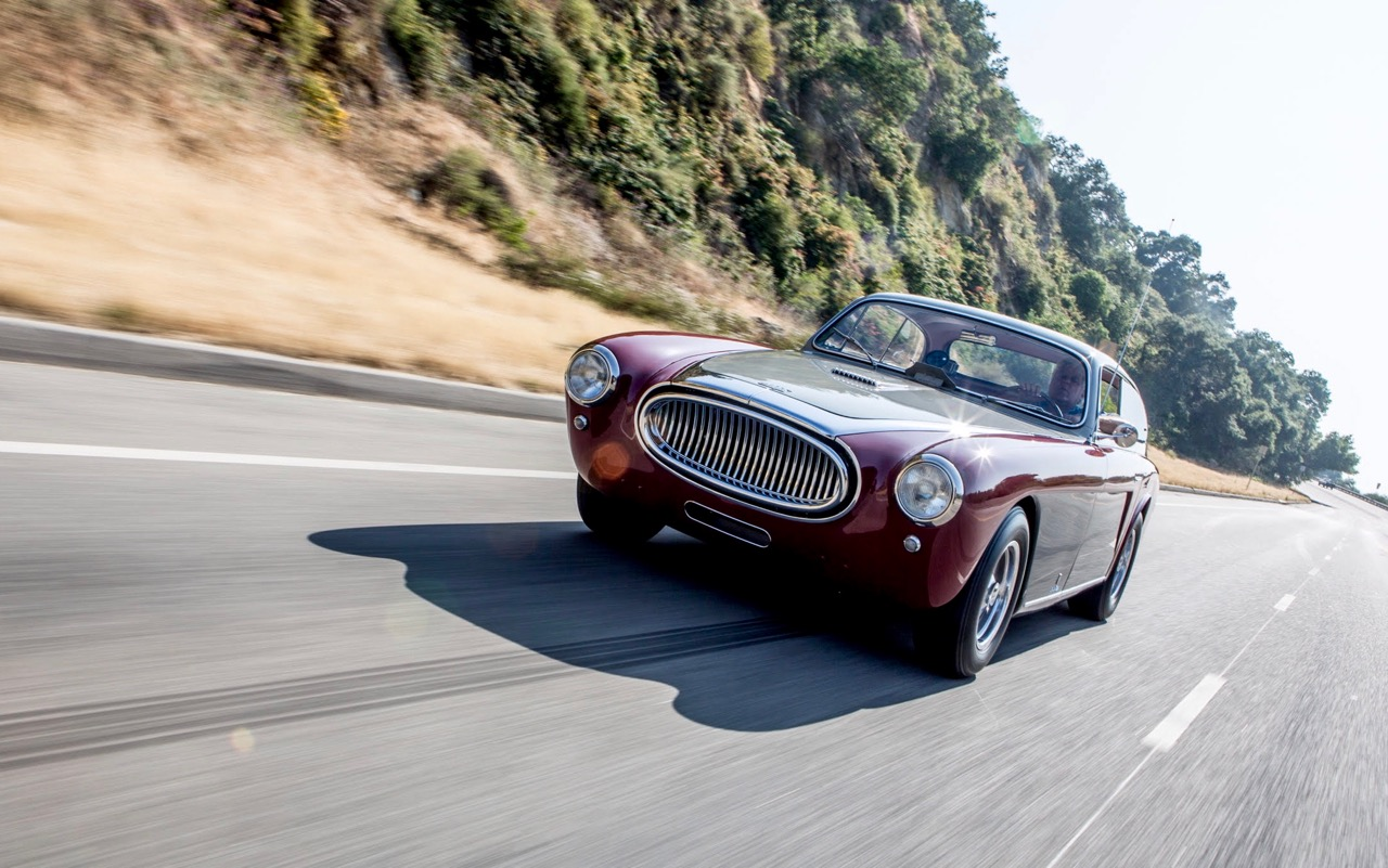 CUNNINGHAM CELEBRATION: GREENWICH CONCOURS D'ELEGANCE!