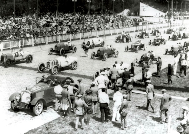 1922 INDY 500: TWO BOYS, A TRAIN AND THE MAKING OF A RACE FAN!
