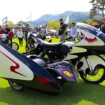 TWO-WHEEL CONCOURS: QUAIL MOTORCYCLE GATHERING!