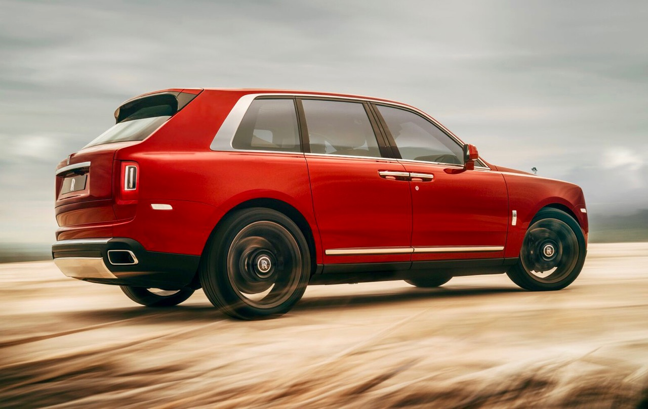 2019 CULLINAN - THE ROLLS-ROYCE OF SUVS!