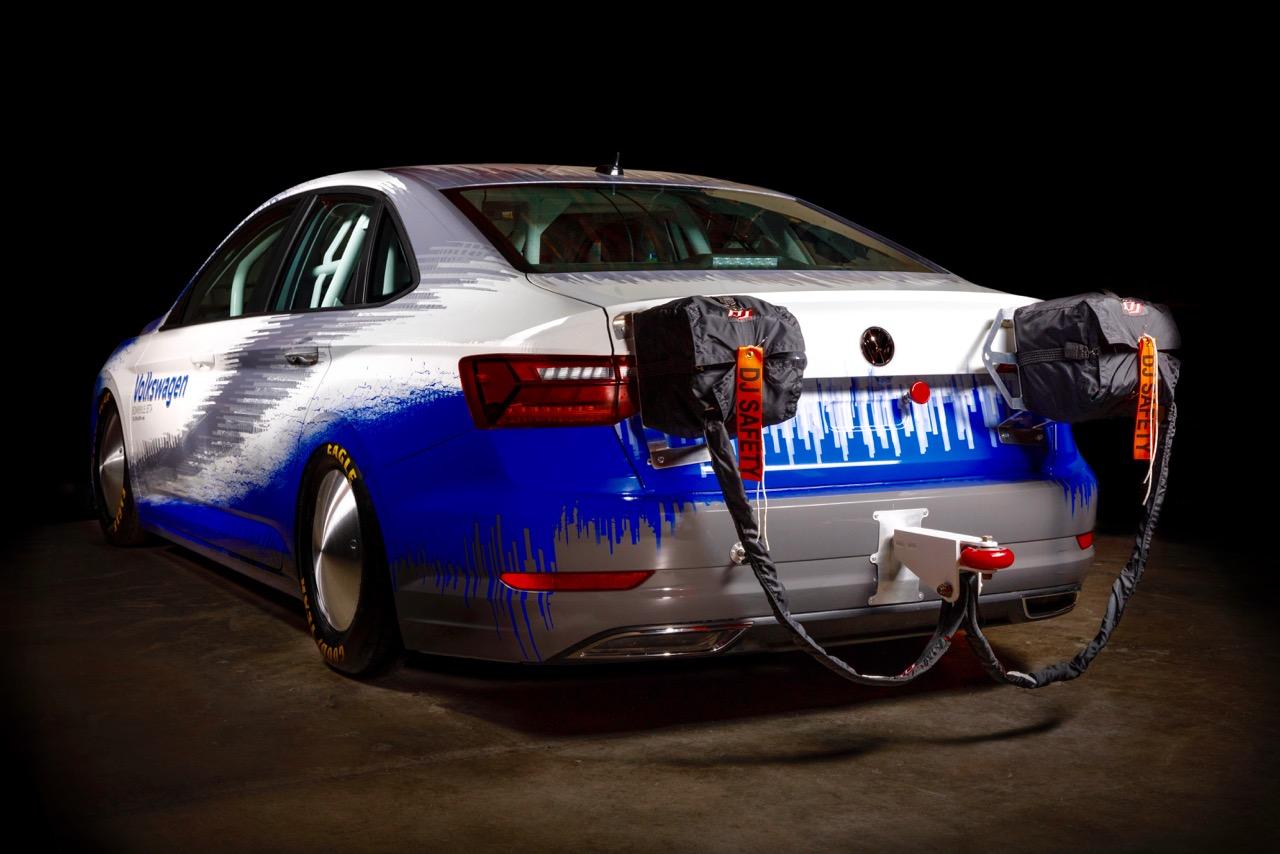 '19 VW JETTA: BONNEVILLE SALT SHAKER!