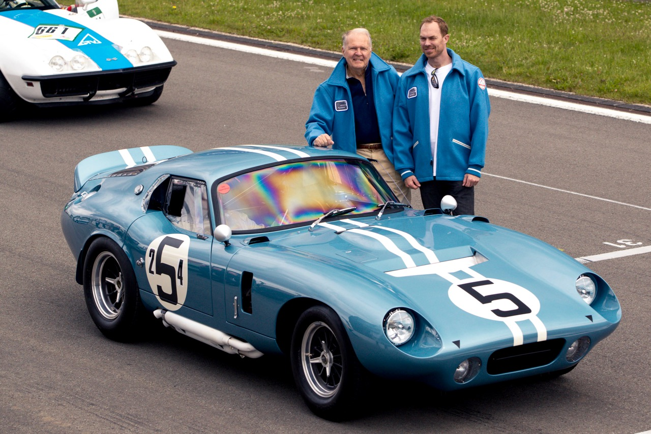 DAYTONA COBRA COUPE: SUDDENLY IT'S 1965!