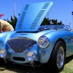 CCBCCS 2018: BRITISH STYLE MEETS CALIFORNIA COOL!
