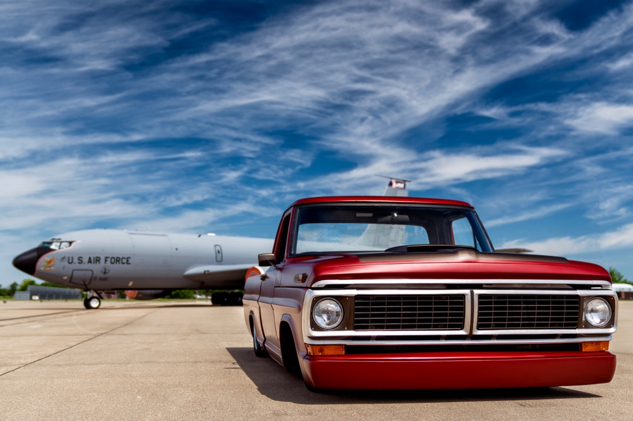 '70 FORD F-100: BOSS TRUCK THERAPY!