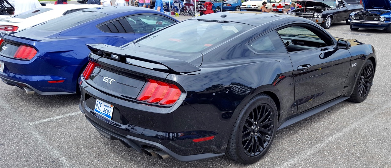'18 MUSTANG GT TEST: PREMIUM W/PERFORMANCE!