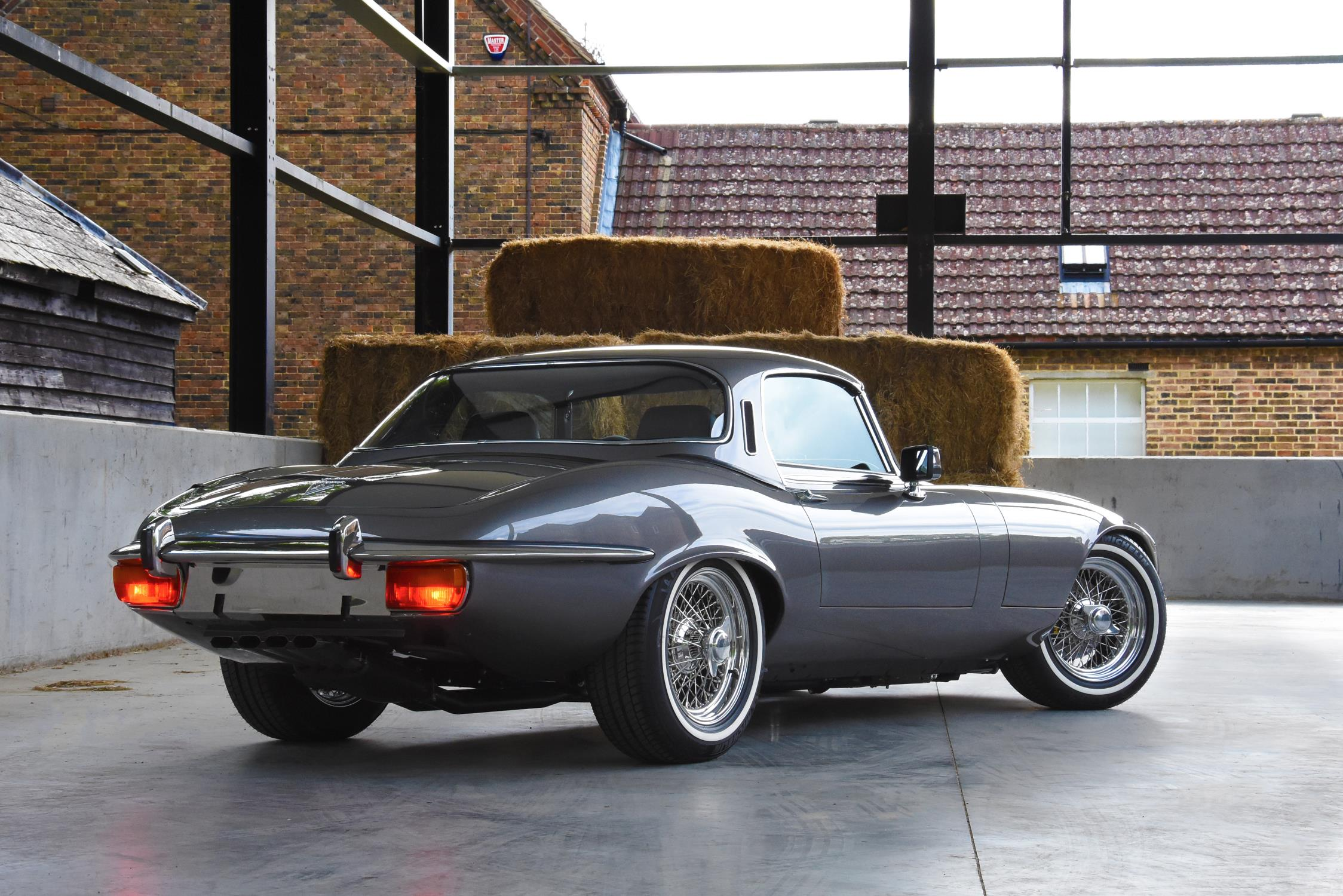 '74 JAGUAR E-TYPE SERIES 3: BUILT TO ORDER!