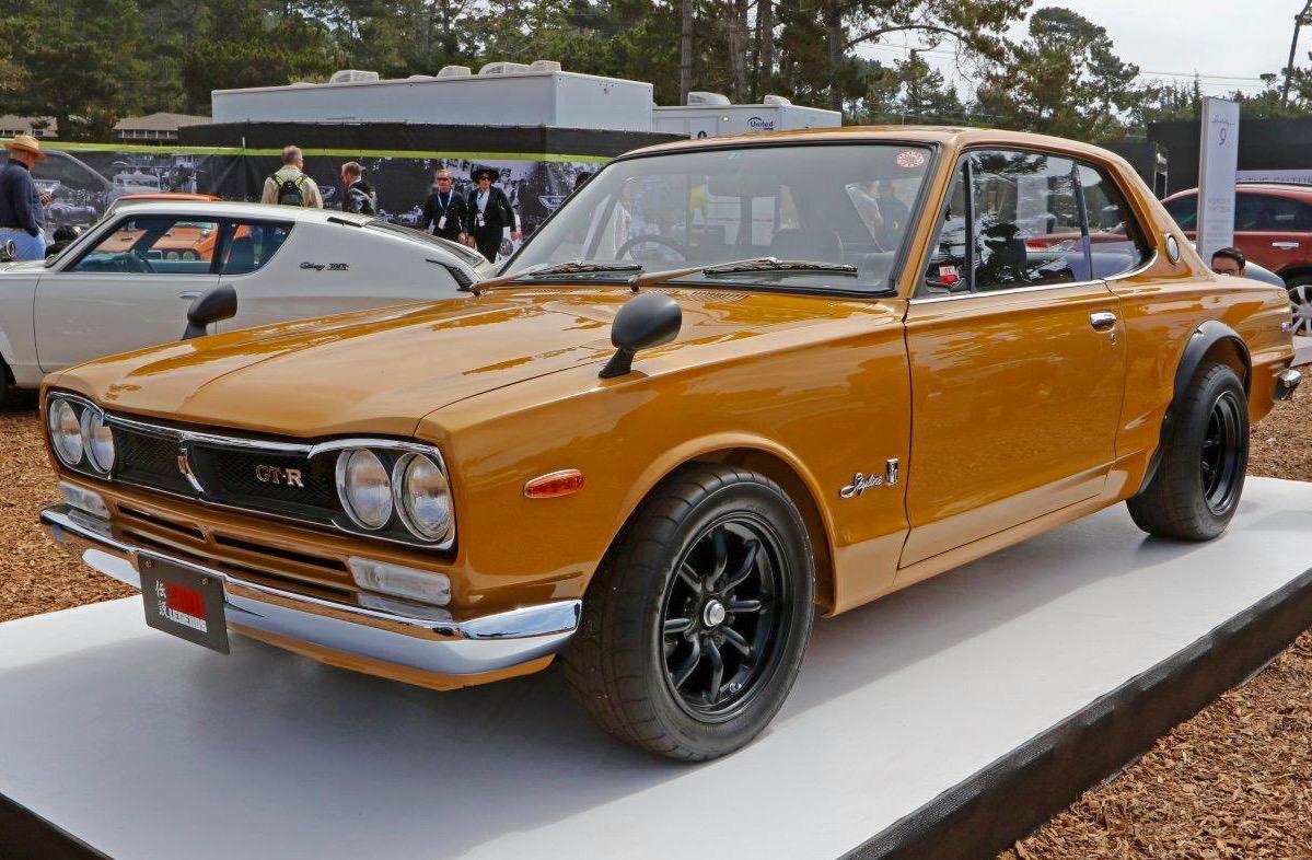 PEBBLE BEACH: JAPANESE AUTOMOTIVE INVITATIONAL!