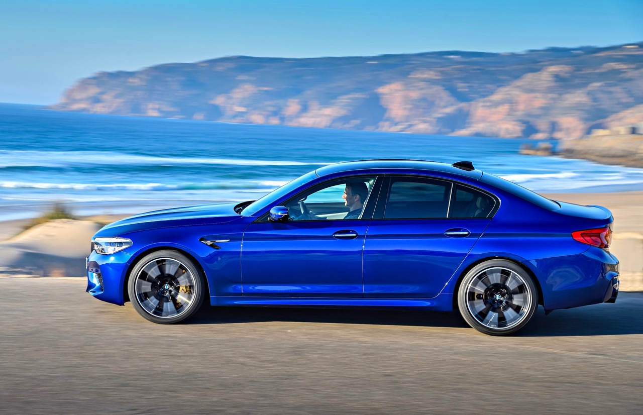 '18 BMW M5: A TRUE CRUISE MISSILE!