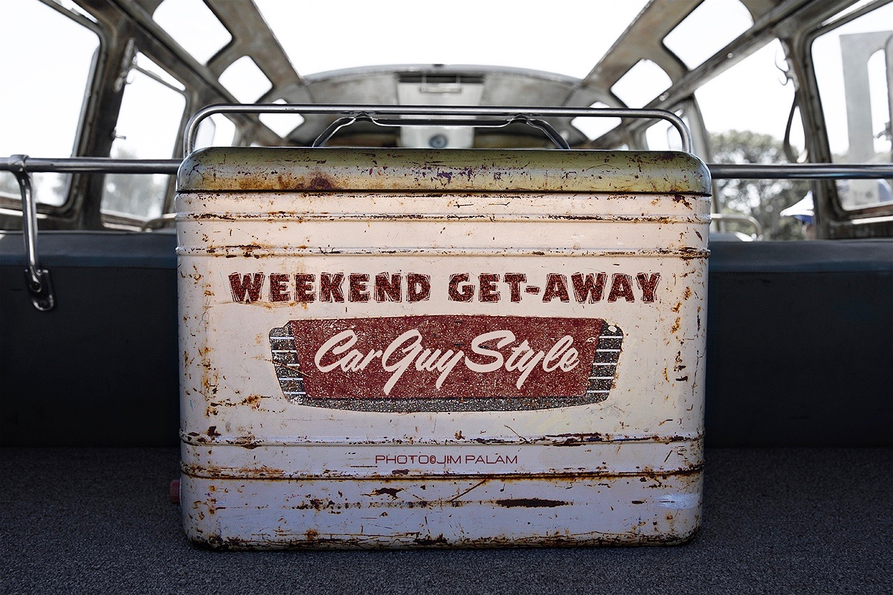 WEEKEND GET-AWAY: CAR GUY STYLE!