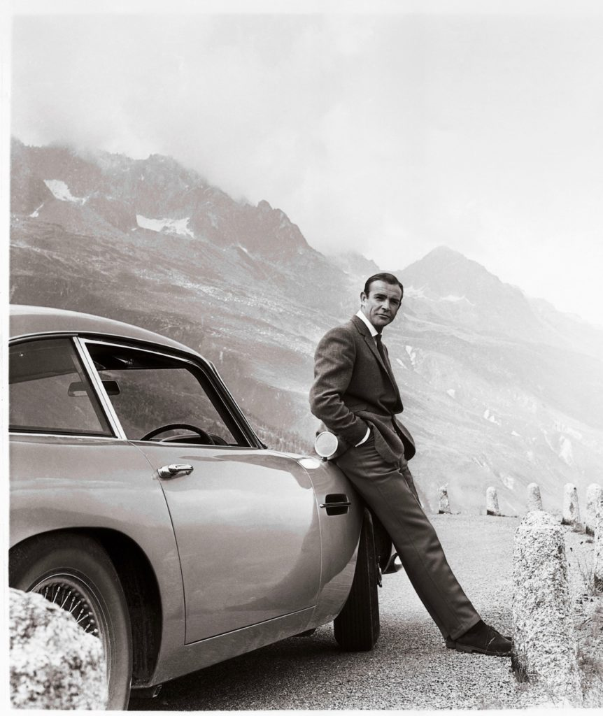 Seven iconic James Bond Aston Martins will be in central London to celebrate 'Global James Bond Day' this Friday.