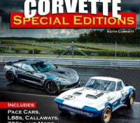 SPECIAL EDITIONS: CORVETTES THAT MATTER!