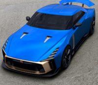 NISSAN GT-R50: GODZILLA ITALIAN-STYLE!