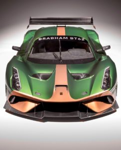 BRABHAM BT62: THE ROAD TO LE MANS!