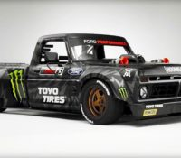 FORD SAVES THE DAY: KEN BLOCK'S HOONITRUCK!