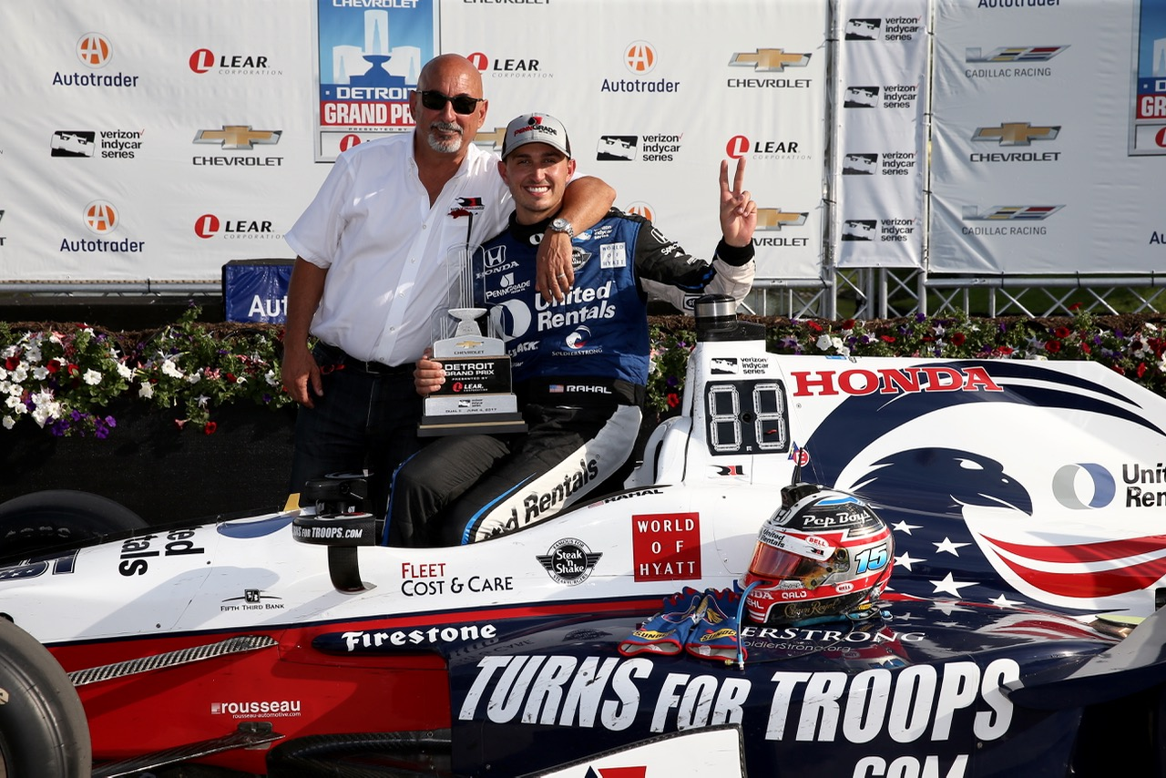 RRDC: BOBBY RAHAL WINS PHIL HILL AWARD!