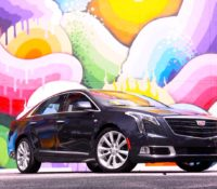 2019 CADILLAC XTS V-SPORT: GOING FAST!