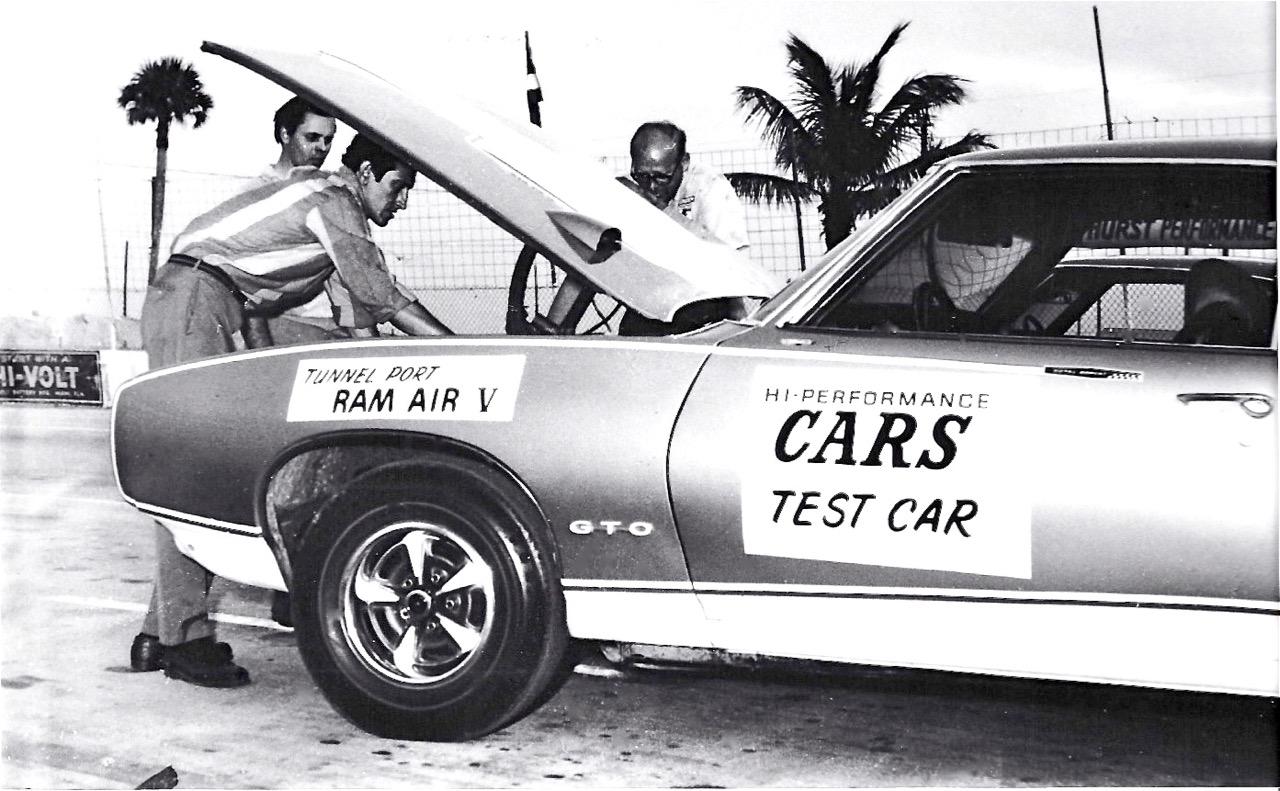 RAM AIR V GTO - THE MYTH & THE MAGIC!