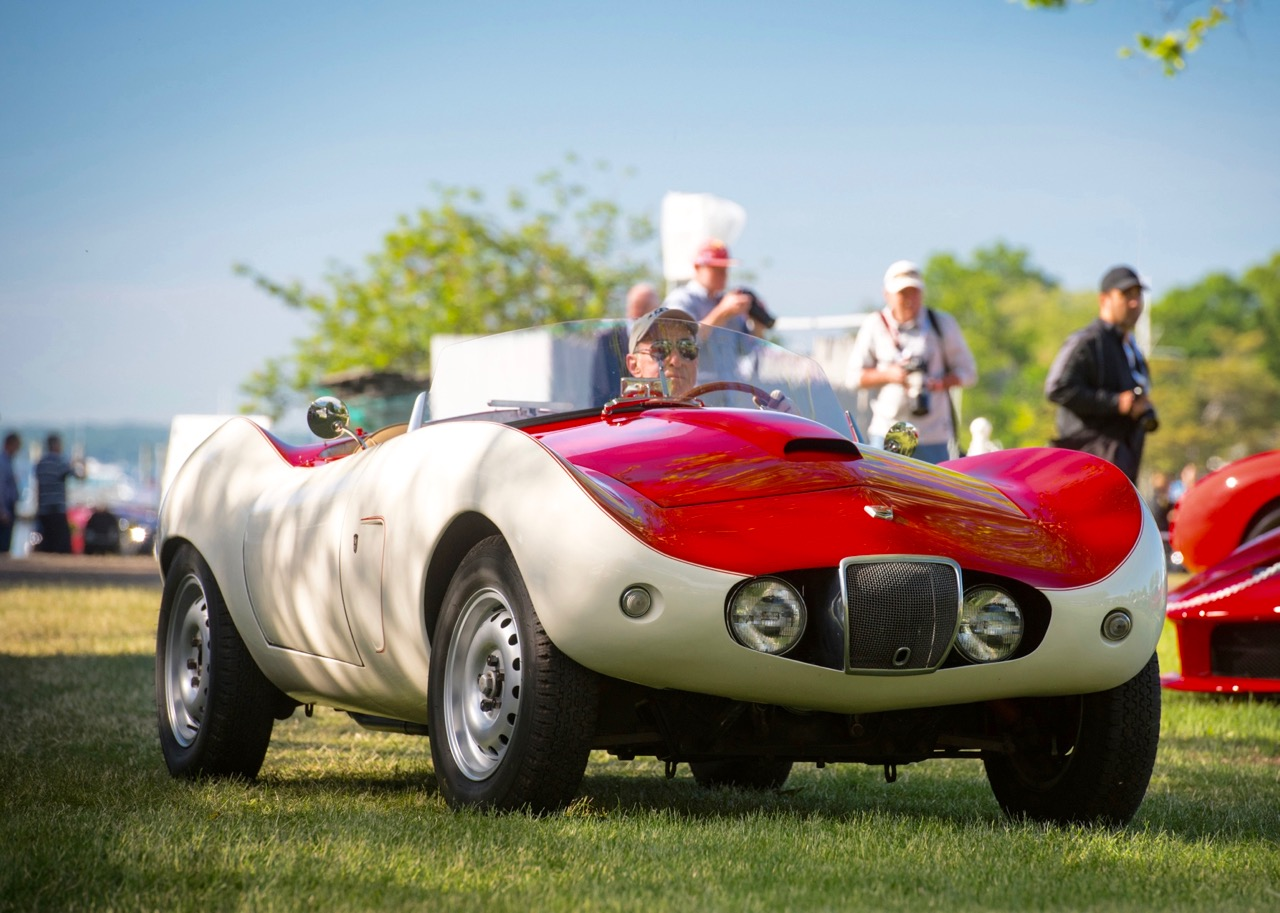 The 24th ANNUAL GREENWICH CONCOURS D'ELEGANCE