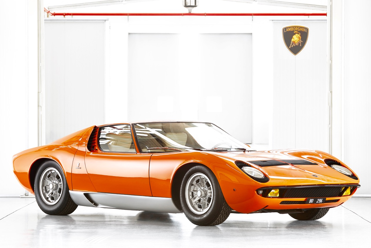 Lamborghini Miura P400 The Italian Job Car Guy Chronicles