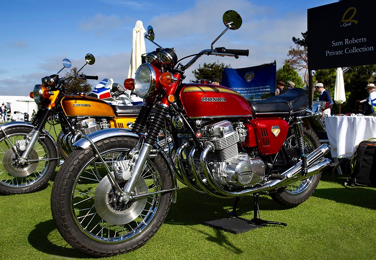 2019 QUAIL MOTORCYCLE GATHERING: UNWRAPPED!