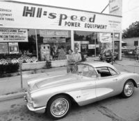CHASSIS HISTORY PART 1: 1953-1962 CORVETTE!