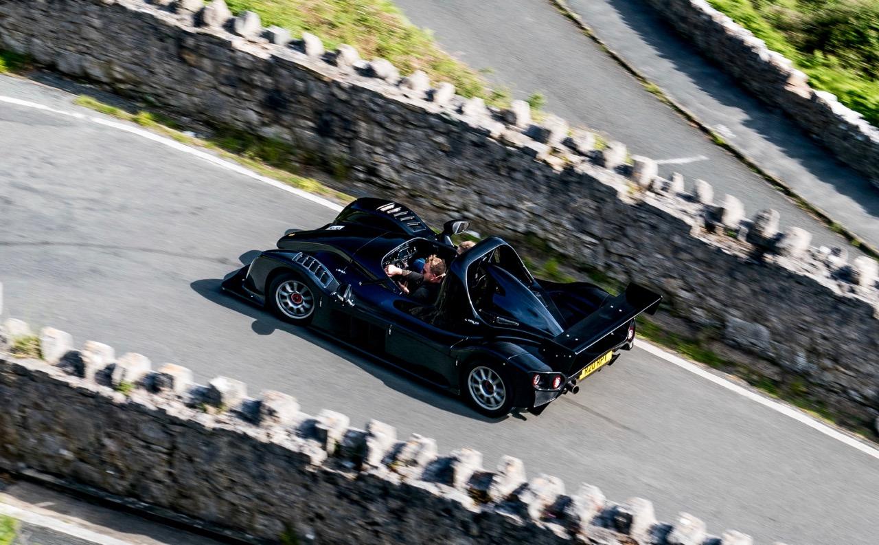 RAPTURE: ROAD & TRACK RADICAL!