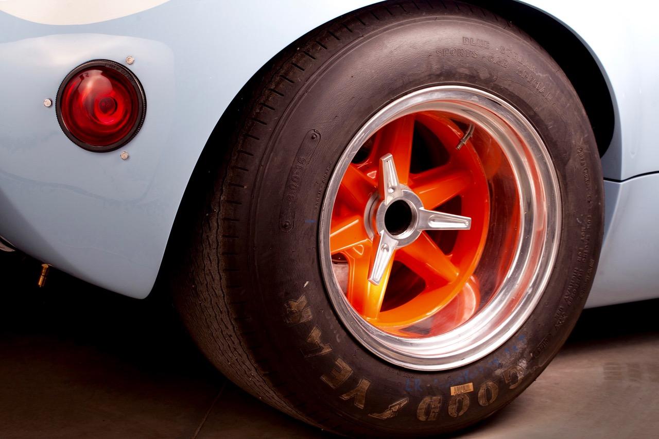 GULF GT40: LE MANS REPLICA!