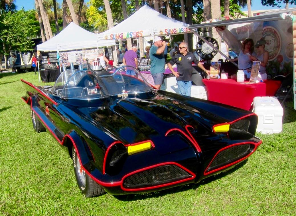 SARASOTA, FL: SUNSHINE & SUPERCARS!