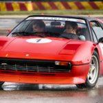 CLASSIC FERRARI: DRIVING AT FIORANO